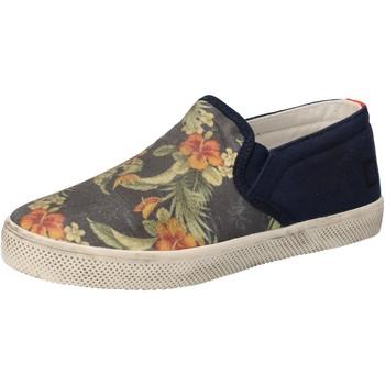 Παπούτσια Κορίτσι Slip on Date AD858 Μπλε