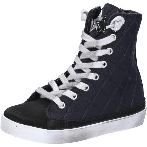 Παπούτσια Κορίτσι Sneakers 2 Stars Αθλητικά AD887 Μαύρος