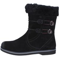 Παπούτσια Γυναίκα Snow boots Mbt Μπότες αστραγάλου AB232 Μαύρος