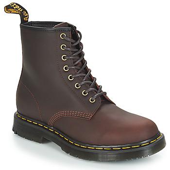 Παπούτσια Άνδρας Μπότες Dr Martens 1460 SNOWPLOW Brown