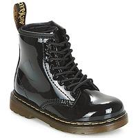 Παπούτσια Κορίτσι Μπότες Dr Martens 1460 PATENT CADET Black