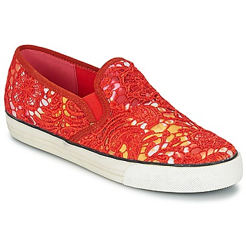 Slip on Colors of California LACE SLIP