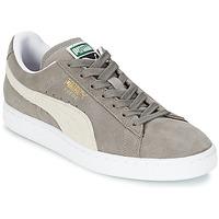 Παπούτσια Χαμηλά Sneakers Puma SUEDE CLASSIC Grey