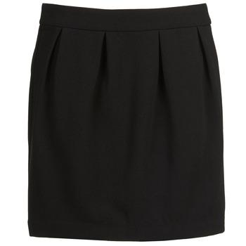 Υφασμάτινα Γυναίκα Φούστες Suncoo FUXIA Black