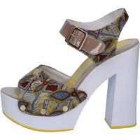 Παπούτσια Γυναίκα Σανδάλια / Πέδιλα Suky Brand AB308 Μπεζ