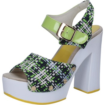 Παπούτσια Γυναίκα Σανδάλια / Πέδιλα Suky Brand AB309 πράσινος