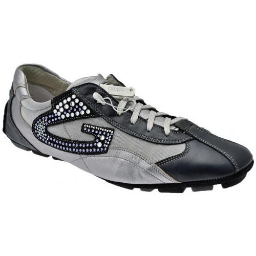Παπούτσια Άνδρας Χαμηλά Sneakers Alberto Guardiani  Μπλέ