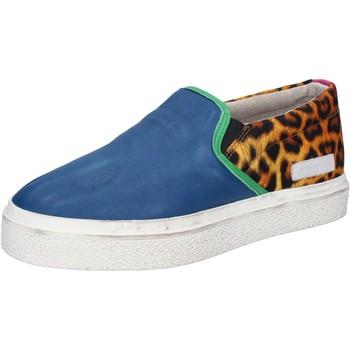 Παπούτσια Γυναίκα Slip on Date AB540 Μπλε