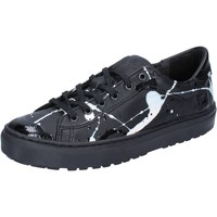 Παπούτσια Γυναίκα Χαμηλά Sneakers Date AB561 Μαύρος