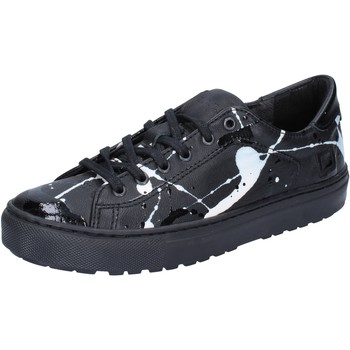 Xαμηλά Sneakers Date sneakers nero pelle vernice AB561