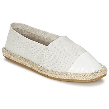 Παπούτσια Γυναίκα Slip on Elia B CHICA Ασπρό