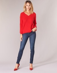 98d1efb118e4 Υφασμάτινα Γυναίκα Skinny jeans Emporio Armani ISIWA Μπλέ
