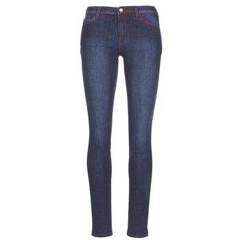Υφασμάτινα Γυναίκα Skinny jeans Emporio Armani ISIWA Μπλέ