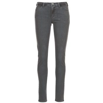 Υφασμάτινα Γυναίκα Skinny jeans Emporio Armani YEARAW Black