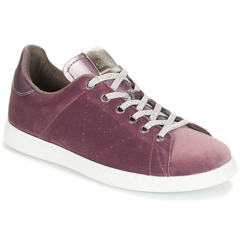 Xαμηλά Sneakers Victoria DEPORTIVO TERCIOPELO