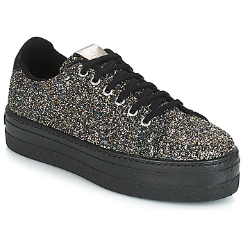 Xαμηλά Sneakers Victoria DEPORTIVO GLITTER/CARAMELO
