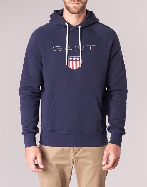Συλλογές Gant GANT SHIELD SWEAT HOODIE Marine KkfNG