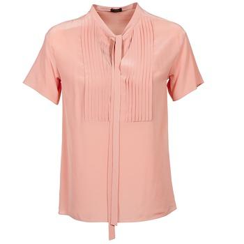 Υφασμάτινα Γυναίκα Μπλούζες Joseph WOODY ροζ