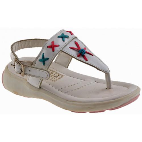 Παπούτσια Γυναίκα Σαγιονάρες Kidy  Άσπρο