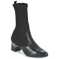 Παπούτσια Γυναίκα Μπότες για την πόλη Hispanitas LINO Black
