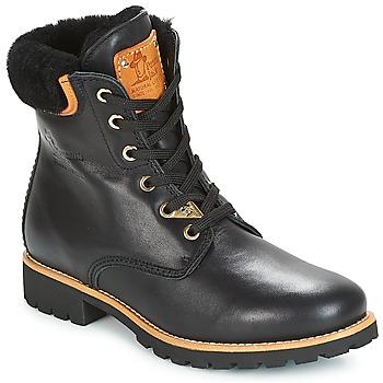 Παπούτσια Γυναίκα Μπότες Panama Jack PANAMA Black