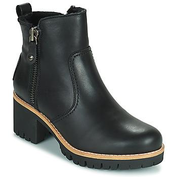 Παπούτσια Γυναίκα Μποτίνια Panama Jack PAULINE Black