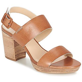 Παπούτσια Γυναίκα Σανδάλια / Πέδιλα JB Martin SUBLIME Camel