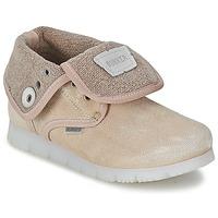 Παπούτσια Κορίτσι Μπότες Bunker LAST WALK Beige