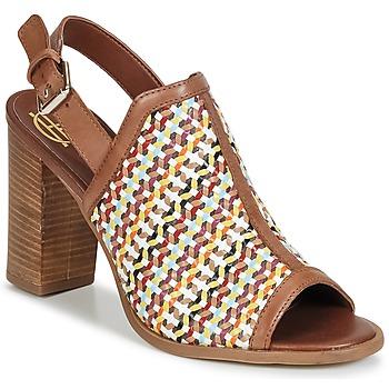 Παπούτσια Γυναίκα Σανδάλια / Πέδιλα House of Harlow 1960 TEAGAN Multicolore