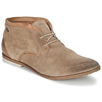 Παπούτσια Άνδρας Μπότες Coqueterra DYLAN Beige