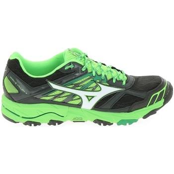 Παπούτσια για τρέξιμο Mizuno Wave Mujin 4 Noir Vert [COMPOSITION_COMPLETE]