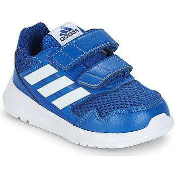 Παπούτσια Παιδί Χαμηλά Sneakers adidas Performance ALTARUN CF I Μπλέ