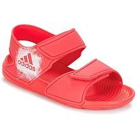 Παπούτσια Κορίτσι Σανδάλια / Πέδιλα adidas Performance ALTASWIM C Ροζ