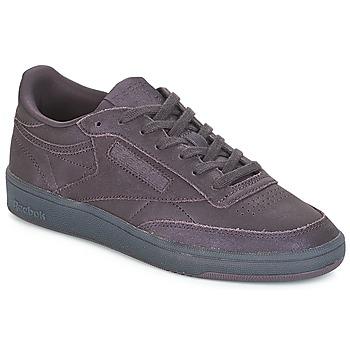 Παπούτσια Γυναίκα Χαμηλά Sneakers Reebok Classic CLUB C 85 Violet