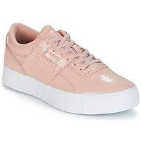 Παπούτσια Γυναίκα Χαμηλά Sneakers Reebok Classic WORKOUT LO FVS Ροζ