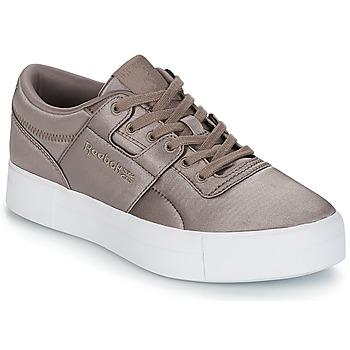Παπούτσια Γυναίκα Χαμηλά Sneakers Reebok Classic WORKOUT LO FVS TXT Grey