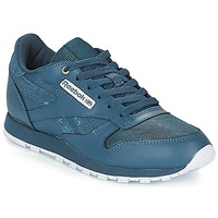 Παπούτσια Παιδί Χαμηλά Sneakers Reebok Classic CLASSIC LEATHER J Marine