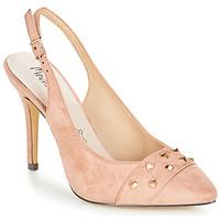 Παπούτσια Γυναίκα Σανδάλια / Πέδιλα Menbur DINITARSA Beige / Ροζ