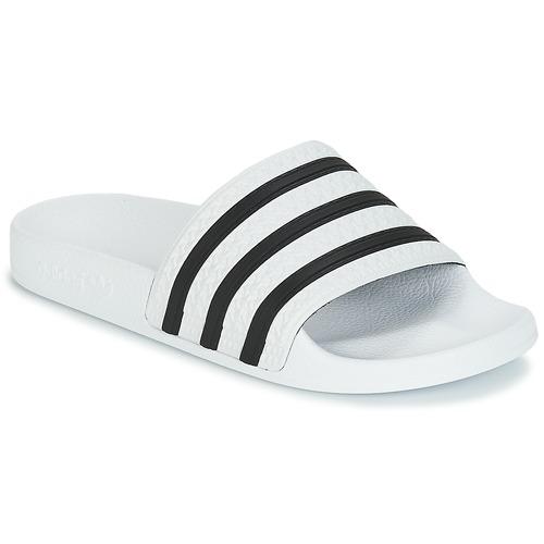 Παπούτσια σαγιονάρες adidas Originals ADILETTE Άσπρο / Black