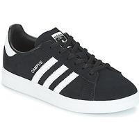 Παπούτσια Παιδί Χαμηλά Sneakers adidas Originals CAMPUS C Black