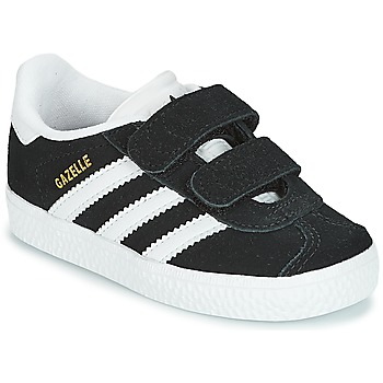 Παπούτσια Παιδί Χαμηλά Sneakers adidas Originals GAZELLE CF I Black