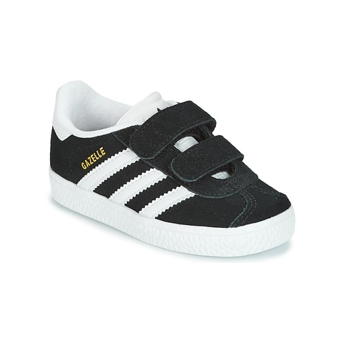 Παπούτσια Παιδί Χαμηλά Sneakers adidas Originals GAZELLE CF I Black