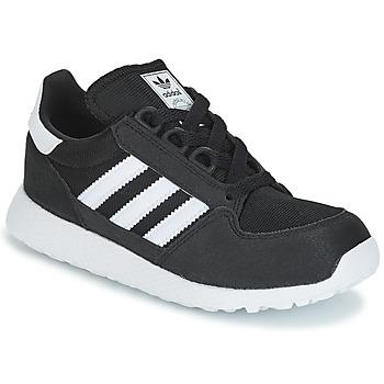 Παπούτσια Παιδί Χαμηλά Sneakers adidas Originals OREGON C Black
