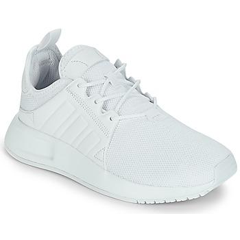Παπούτσια Παιδί Χαμηλά Sneakers adidas Originals X_PLR J Άσπρο