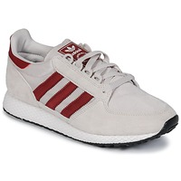 Παπούτσια Χαμηλά Sneakers adidas Originals OREGON Beige / Red