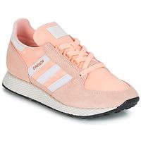 Παπούτσια Γυναίκα Χαμηλά Sneakers adidas Originals OREGON W Ροζ