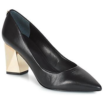 Παπούτσια Γυναίκα Γόβες Guess BAFI Black / Gold