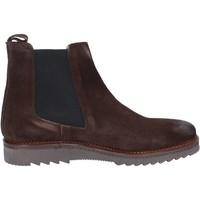 Παπούτσια Άνδρας Μπότες Salvo Barone BZ141 Brown
