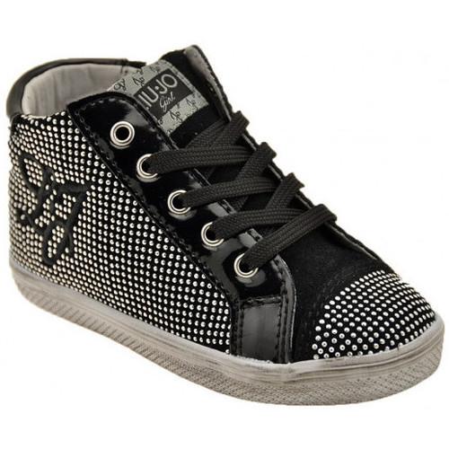 Παπούτσια Παιδί Ψηλά Sneakers Liu Jo  Black