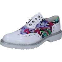 Παπούτσια Γυναίκα Derby Cult Κλασσικός BZ264 λευκό